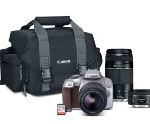 canon rebel t6 bundle
