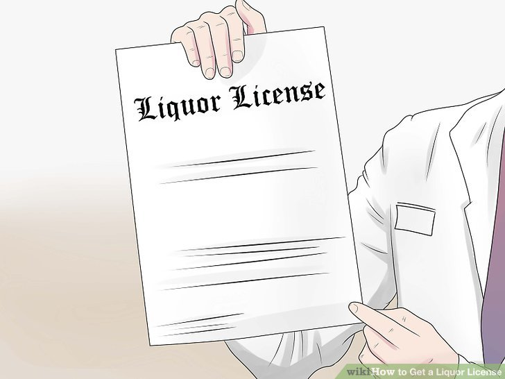 liquor license in Texas