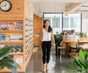 Coworking space Hong Kong